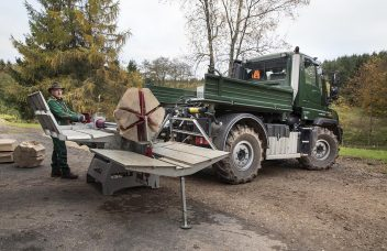 Unimog Forstwirtschaft