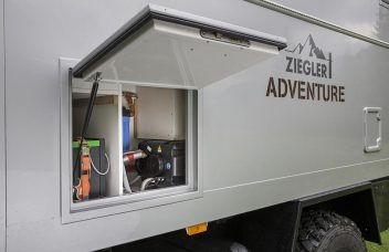 Wohnmobil, Ziegler Adventure