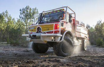 Unimog U 5023 Massias Feuerwehr