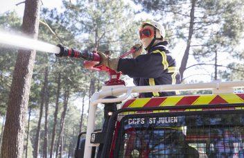 Unimog U5023 Feuerwehr