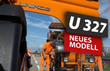 Neues Unimog Modell U 327