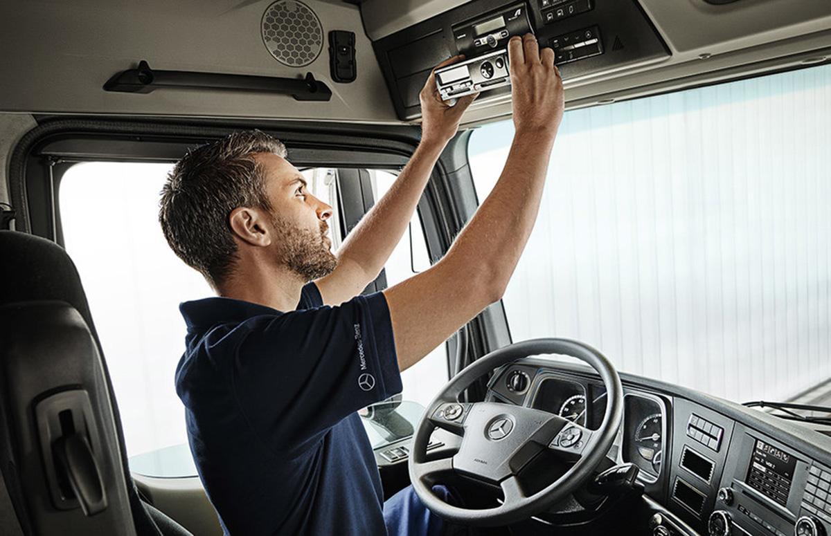 Fahrtenschreiberprüfung (FP), Digitale Tachographenprüfung