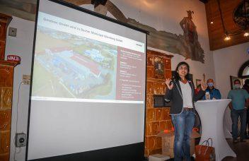 Vortrag Bucher Municipal Wernberg GmbH, GF Victoria Rasoulkhani