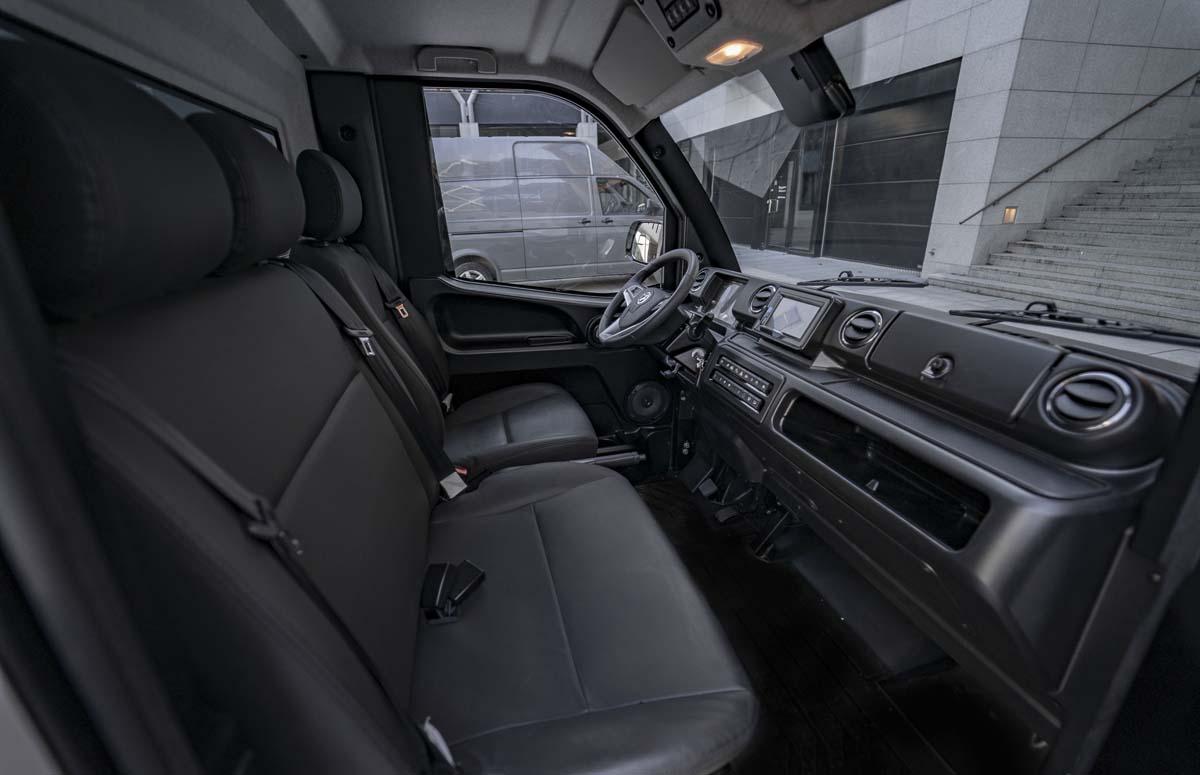 Goupil G6 Fahrerkabine