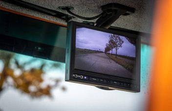 Hansa APZ 1003 Bildschirm Rückfahrkamera