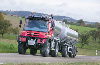 UGE 530 Agrarlogistik