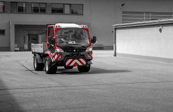 Unitrac 122 LDrive geht in Dienst
